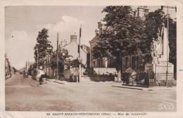 SAINT AMAND MONTROND -18- RUE DE JURANVILLE - Saint-Amand-Montrond