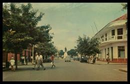 BISSAU - Avenida Carvalho Viegas( Ed. Foto Serra Nº 129) Carte Postale - Guinea Bissau