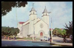 BISSAU - Catedral De Bissau( Ed. Foto Serra Nº 132) Carte Postale - Guinea Bissau