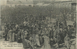 CONCHES.  Le Marché Aux Oeufs - Conches-en-Ouche