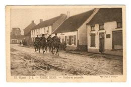 MILITARIA 1914 ARMÉE BELGE GUIDE EN PATROUILLE - ÉDITIONS PAYS DE FRANCE N° 33 - FISMES 21/9/1915 - 2 Scans - - Guerra 1914-18