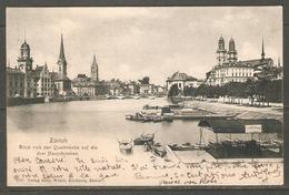Carte Postale De 1905 ( Zurich )) - ZH Zurich