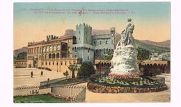 Le Palais Du Prince Et Monument Commémoratif Du 25 Anniversaire De Son Régne - Monaco - Palais Princier