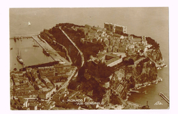 Monaco - Vue Gènèrale - 1929 - Stamp/timbre - Monaco