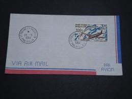 SAINT PIERRE ET MIQUELON - Oblitération De St Pierre Et Miquelon  Philatélie Sur Enveloppe En 1964 - A Voir - L 4668 - St.Pierre Et Miquelon
