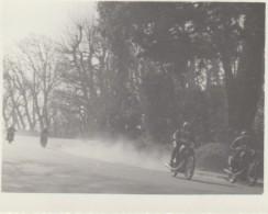 Photos Tour De France De Motos Marseille 1949 Course - Cyclisme