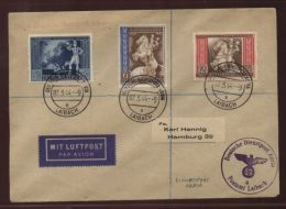 CROATIA/GERMANY/WW11/DIENSPOST ADRIA 1944 - Croatia