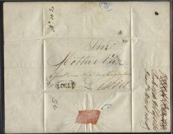 PORTUGAL 1848 LOULE TO LISBON - Portugal