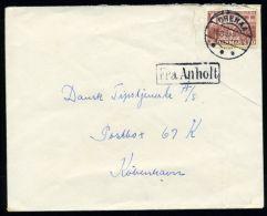DENMARK FRA SHIPPING MAIL 1949 - Denmark
