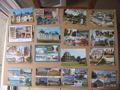 Lot 37 Cartes Postales Du Loir Et Cher - 5 - 99 Cartes