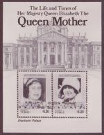 TUVALU - QUEEN MOTHER PRINTERS PROOF - Unclassified