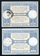 VIETNAM INTERNATIONAL REPLY COUPONS 1960 AND 1961 - Vietnam