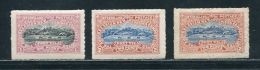 NEW HEBRIDES LOCAL STAMPS 1897 - Nouvelles-Hébrides