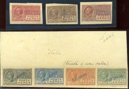 ITALY 1926-28 AIR SET - Italy
