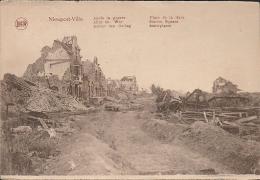 Nieuport  Nieuwpoort Statieplaats Place De La Gare Ruines 1914 - Nieuwpoort