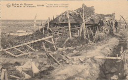 Nieuport  Nieuwpoort  Tranchee  Trench  Ruines 1914 - Nieuwpoort