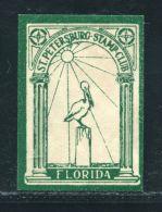 AMERICA PELICAN BIRD ST. PETERSBURG FLORIDA - United States