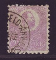 HUNGARY 1871-3 25 Kr - Hungary