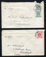 CHINA BRITISH P.O. SHANGHAI 1911 - Unclassified
