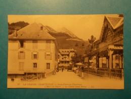 Carte Postale - St PIERRE DE CHARTREUSE (38) - Hôtel Du Désert - Chalet St Bruno (104/130) - Autres Communes
