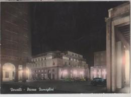 SVENDITA VERCELLI PIAZZA ZUMAGLINI F/G VIAGGIATA 1959 - Vercelli