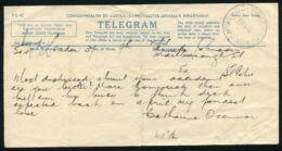 AUSTRALIA STATIONERY TELEGRAMS TASMANIA SOUTH AUSTRALIA - 1840-1901 (Victoria)