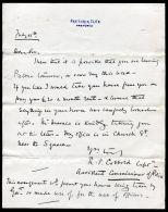 SOUTH AFRICA POLICE PRETORIA BOER WAR 1900 - Old Paper