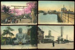 JAPAN YOKOHAMA POSTCARDS - Japan