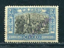 MEXICO 1910 INDEPENDENCE SPECIMEN OVERPRINT - Mexico
