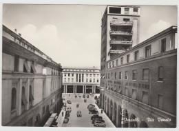 SVENDITA VERCELLI VIA VENETO F/G VIAGGIATA 1961 - Vercelli