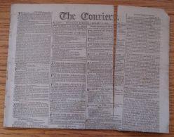 TRISTAN DA CUNHA 1830 VISIT OF SHIP PYRAMUS - Old Paper