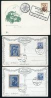 AUSTRIA JUDAICA 1935 TO 1950 CONGRESSES - Austria