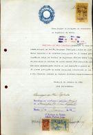 MACAU-CHINA 1960 REQUEST FOR PASSPORT (2) - Portugal