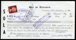 THAILAND / GB COMBINATION BILL OF EXCHANGE 1969 - Thailand