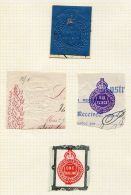 AUSTRALIA NEW SOUTH WALES REVENUES GEORGE 5TH - 1850-1906 New South Wales