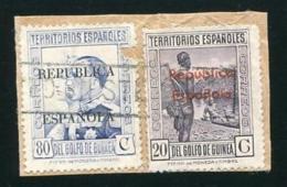 SPAIN COLONIES GUINEA USED ABROAD SIERRA LEONE MARITIME - Spain