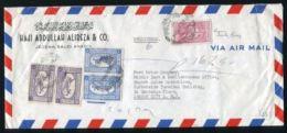 SAUDI ARABIA CHARITY JEDDAH REGISTERED 1958 TO U.S.A. - Saudi Arabia