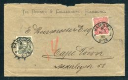 GERMANY TO SOUTH AFRICA 1888 - Germany