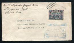 CARIBBEAN RAILWAYS OVERPRINTS 1937 CERTIFICADO - Stamps