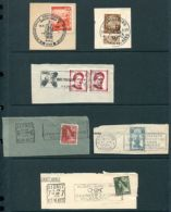 OLYMPICS SPORTS GREAT POSTMARKS LOT! - Olympic Games