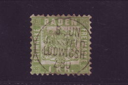 GERMAN STATES - BADEN 1868 1kr - Bade