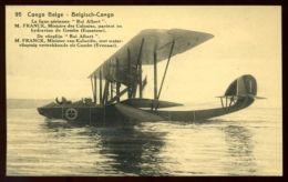 BELGIAN CONGO AVIATION FLYING BOAT CONGO RIVER 1922 - Belgium