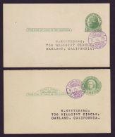 US POSTAL STATIONERY IMPERIAL JAPAN SEAPOST MARITIME 1929 - Postal History