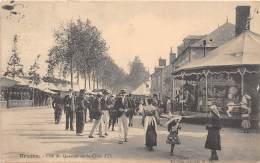 58 - NIEVRE - Nevers - Fête Du Quartier De La Croix D'or - Manège Chevaux De Bois - Nevers