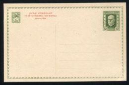 CZECHOSLOVAKIA 1926 POSTAL STATIONERY SOKOLS - Czech Republic