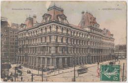Cincinnati , Ohio. Government Building. CPA Publicité Chocolat Kohler Au Dos. 2 Scnas - Cincinnati