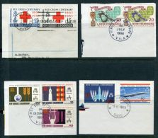 NEW HEBRIDES 1963-1980 POSTMARK COLLECTION - New Hebrides