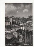 View From Bridge Road, Ironbridge 1961 RP Postcard, A618 - Shropshire
