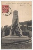 76 - ELBEUF - Monument Aux Morts Pour La Patrie - GB 45 - 1907 - Elbeuf
