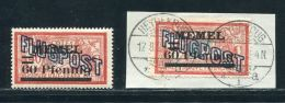MEMEL AIR OVERPRINT 1921 - Europe (Other)